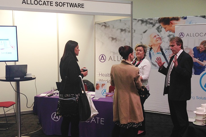 Allocate at the Catholic Health Australia National Conference