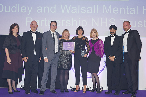 Dudley and Walsall Mental Health Partnership NHS Trust Allocate Awards 2017 whole workforce_web