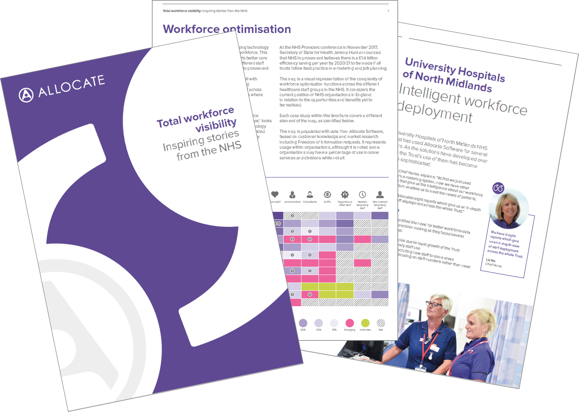 Total workforce visibility Storybook- Inspiring stories from