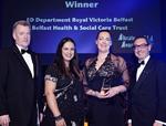 Belfast_ED_winners_allocate_awards_2014
