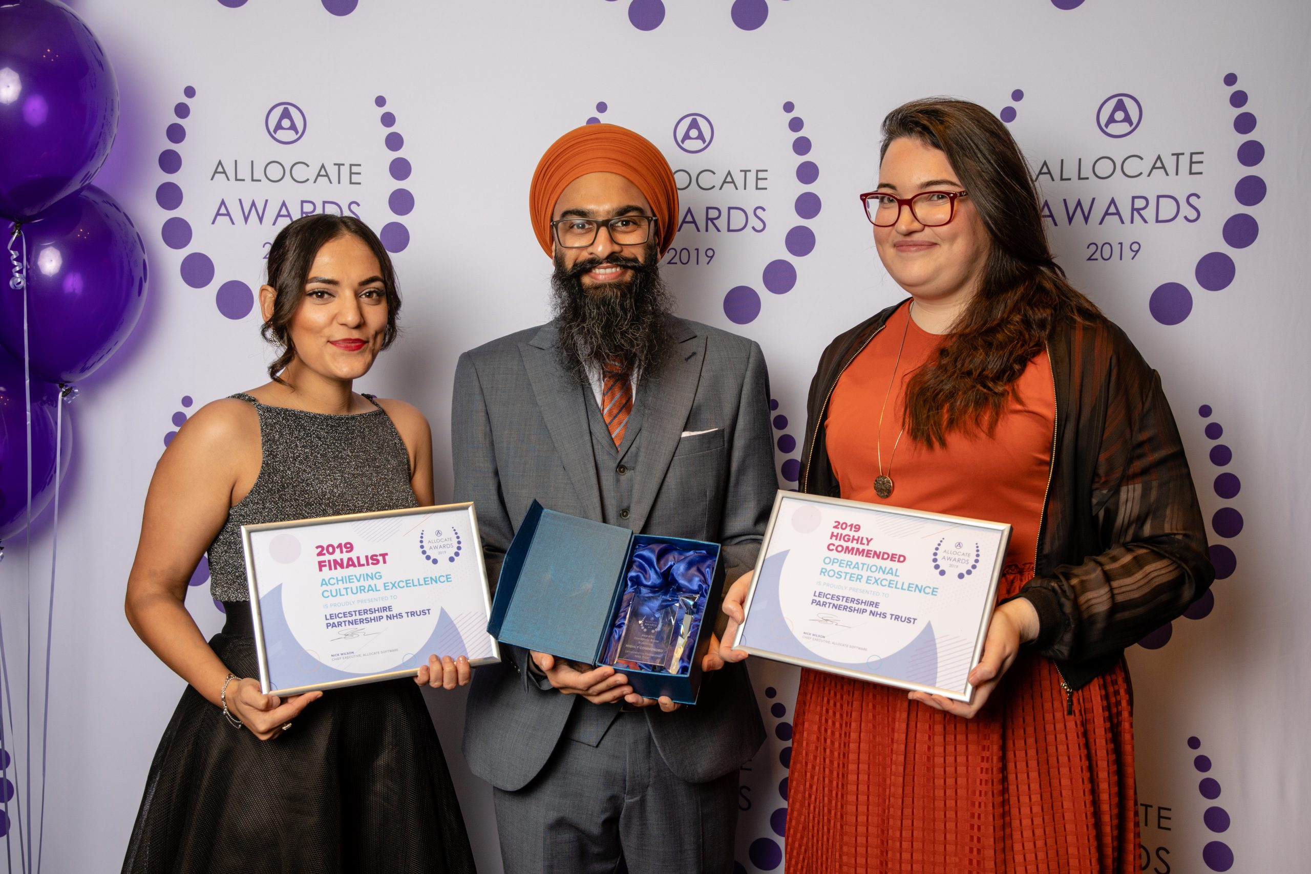 Allocate Awards 2017  – a night to celebrate success and real achievement