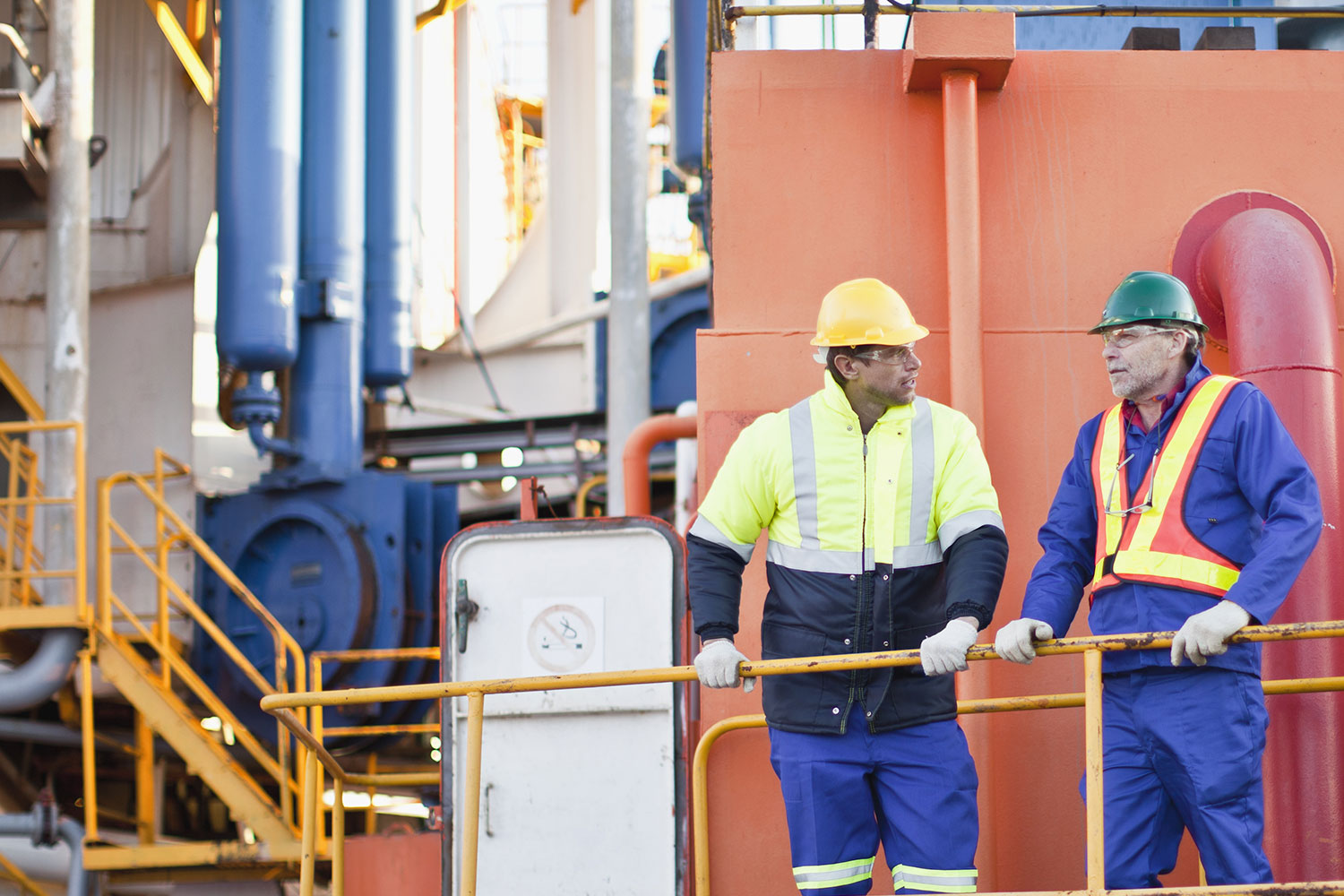 Scheduling and Resource Management for Offshore Engineering